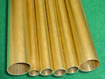 Tube Brass Seamless