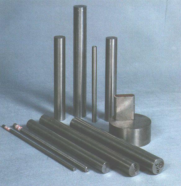 Round Beryllium Copper Rod - Alloy M25