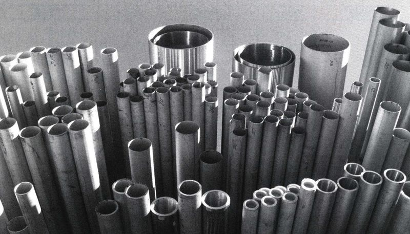 Pipe6 & Structural Aluminum Pipe - Series 6061-T6