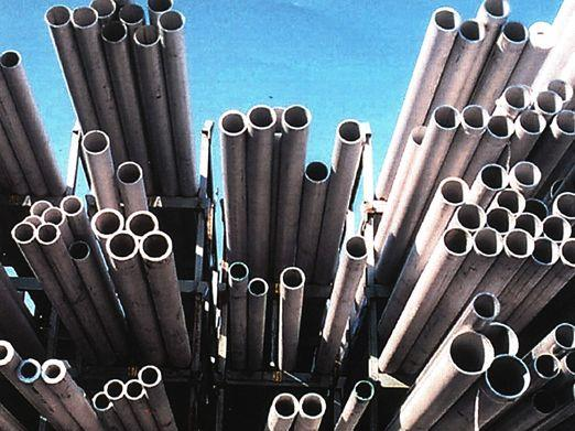 Stainless Steel Pipe -Type 304 Schedule 10S