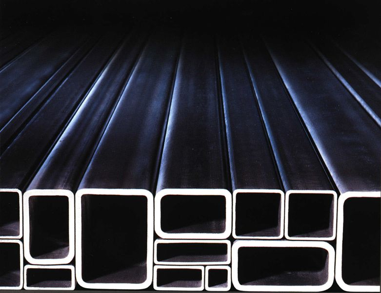 Rectangular Structural Tubing Carbon Steel