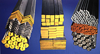 Carbon Steel Hot Rolled Bars