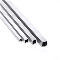 Aluminum Tubing Sizes >> Aluminum Square Tubing Series 6061 T6